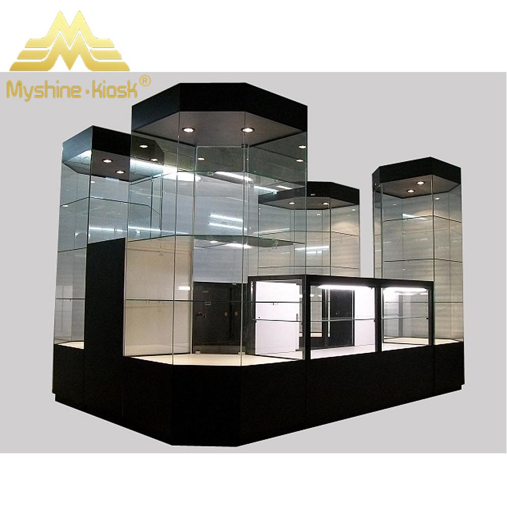 Luxury Shopping Mall Jewelry Shop Counter Design Jewelry