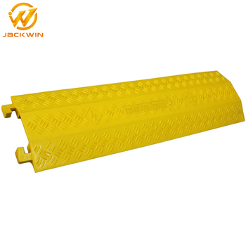 Pvc Cable Cover Cable Protector Floor Plastic Hose Ramp For