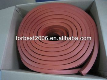 Silicone foam tube for printer material,silicone sponge tubing