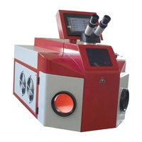 mini laser welding machine jewelry hand held glass frame