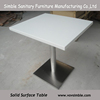 New Style Dining Room Plastic Dining Table round marble dining table