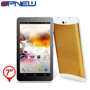 7 inch Android phone tablet pc 3G 4G Phablet support 4 bands Dual sim