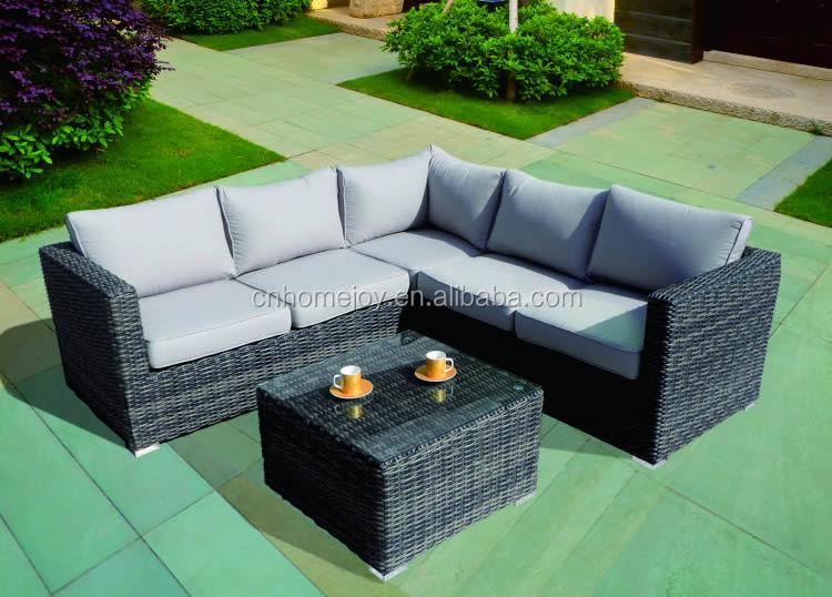 Divani Per Esterni Rattan : Mobili da giardino divano in vimini a buon mercato rattan divano