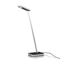 Three stage touch control light folding desk lamp