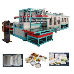 Plastic Thermocol Plate Making Machines
