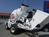 2.6 M3 Diesel Mobile Concrete Mixer/small Mobile Self Loading ...