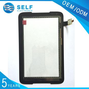 Teste Un Par Pour Lenovo A1000 Pieces De Rechange Ecran Tactile Tablette Remplacement