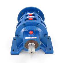 BWD,XWD planetary cycloidal gear reductor / pin gear speed reducer