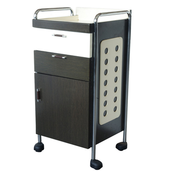 Model Portable Lockable Salon Trolley Hairdressing Equipment China