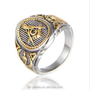 Bulk Custom Jewelry Wish Aliexpress Hot Sale Antique Masonic Rings