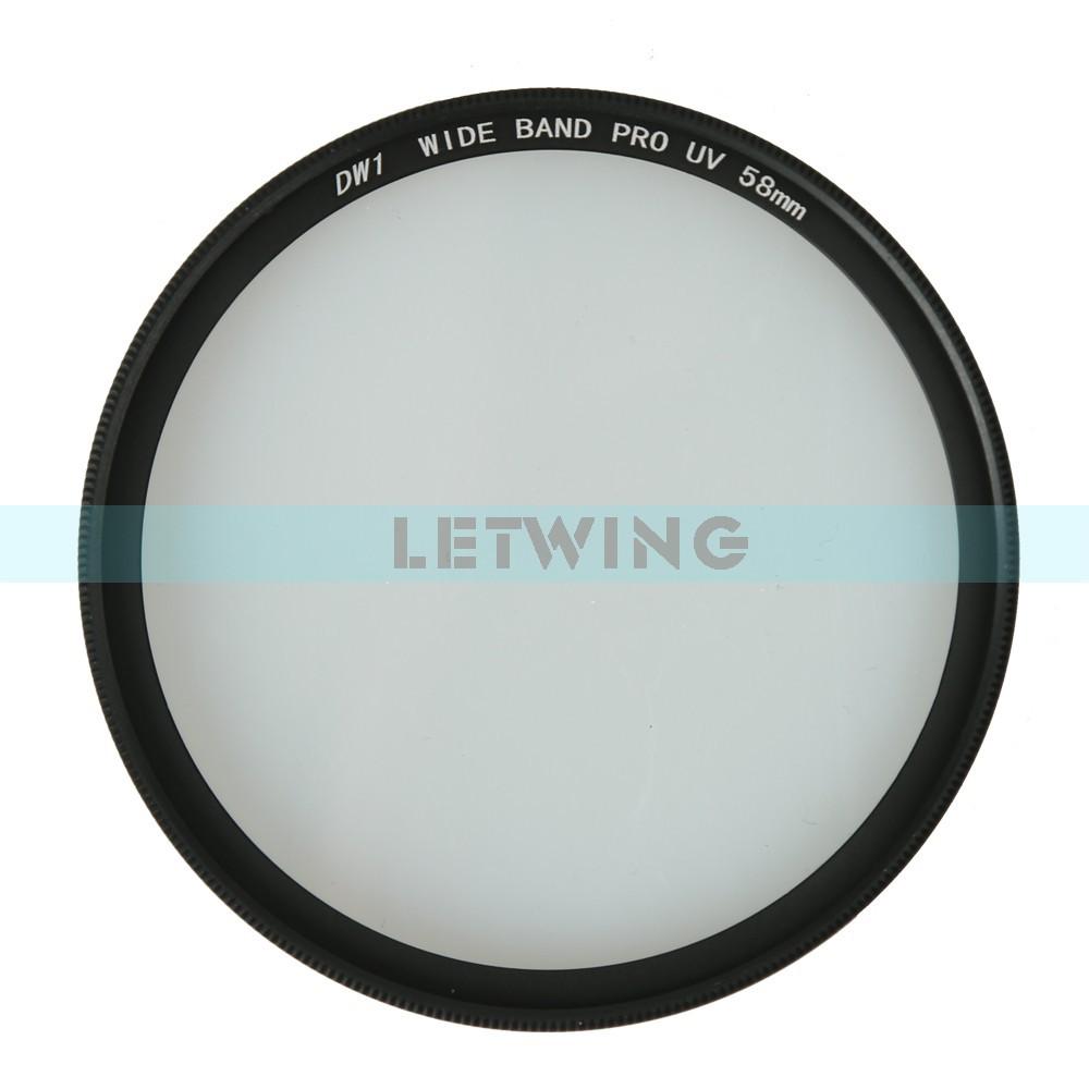 62mm UV Filter Protective Glass 62mm HD MC UV Filter for Nikon AF Micro-Nikkor 60mm f//2.8D 62mm Ultraviolet Filter 62 mm UV Filter