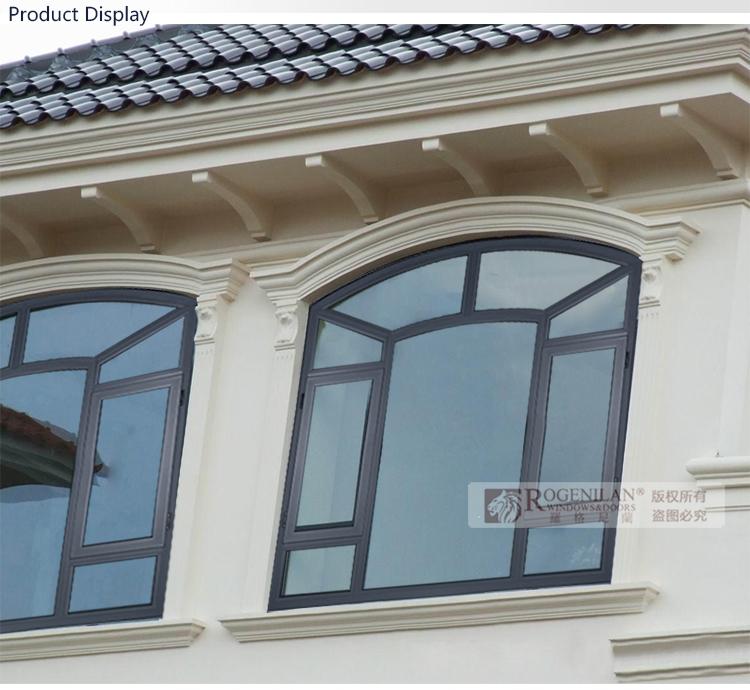 Rogenilan 45 # Aluminio Personalizado Estilo Simple Puerta Última ...