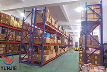 Steel Metal Industrial Rack Storage Warehouse Hardware Shelf from China