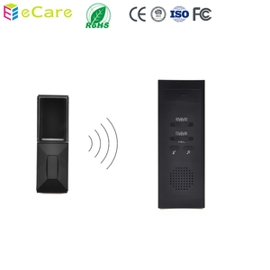 Unique led multi-functional wireless doorbell