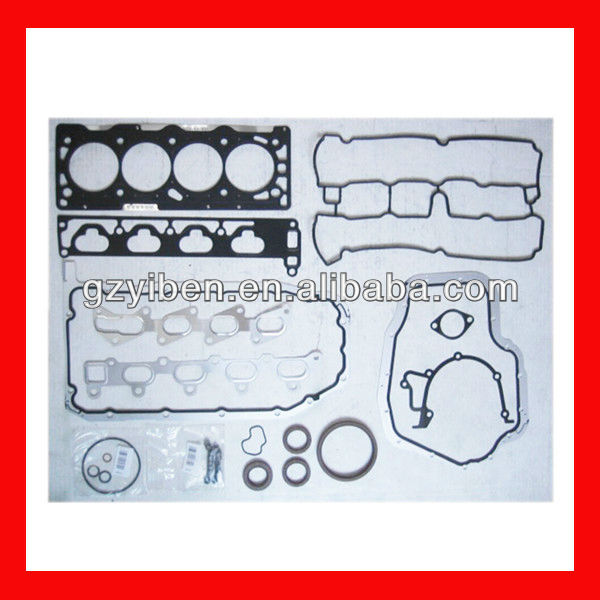 Car spare part full gasket set for opel-X18XEL--52175700