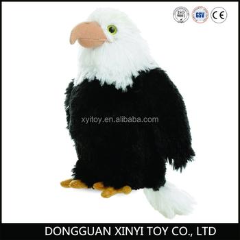 Custom Logo New Design Stuffed Animal Plush Eagles Buy Plush