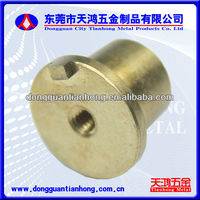 2012 The Latest Non-Standard Customized Metal Turning Parts