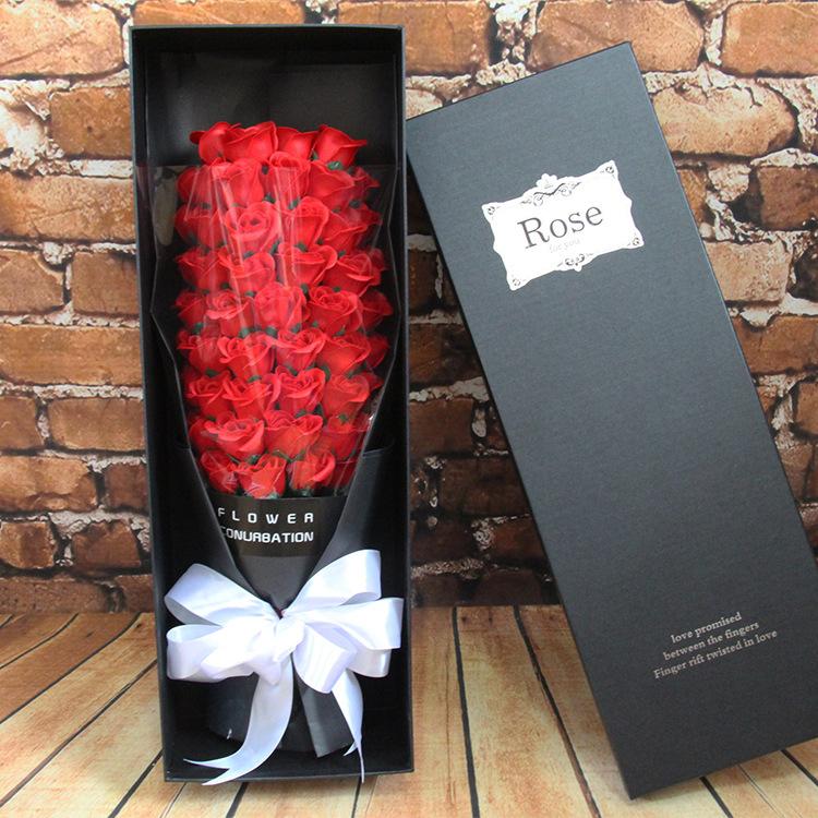 Букеты на день святого валентина креативный подарок