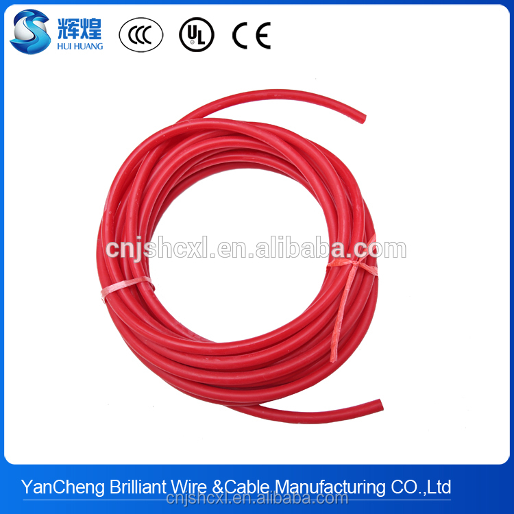 spool coil package silicone rubber wire red white black 2.5mm 2