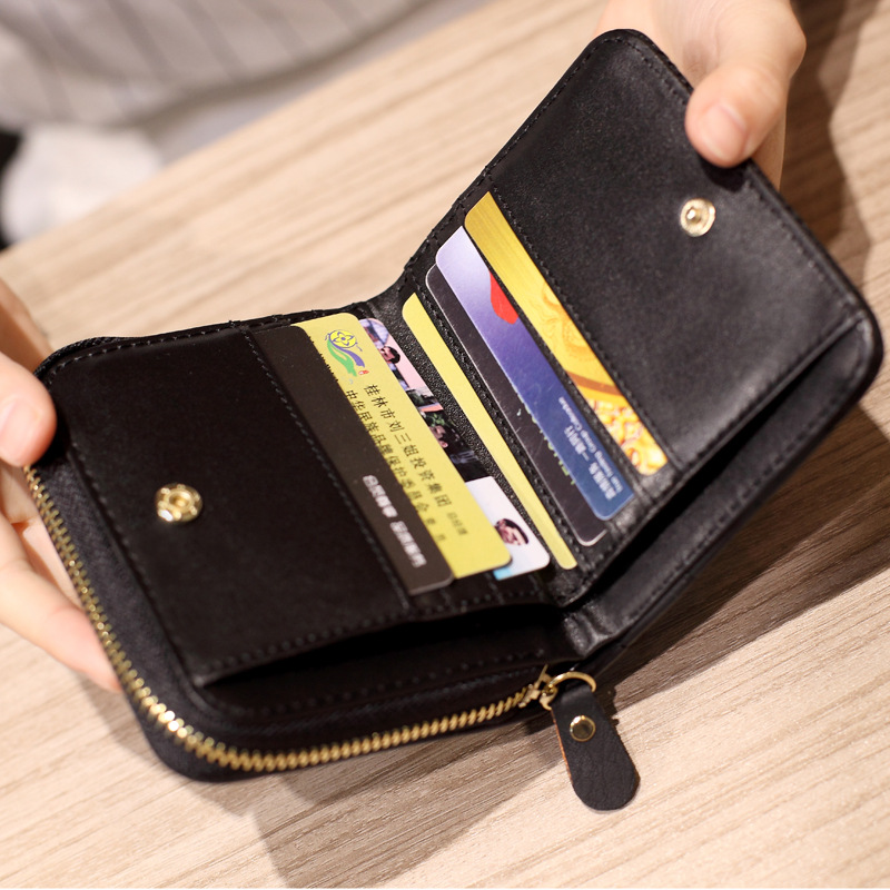 2063c2a5fc4d Small Ladies Leather Wallet Wholesale