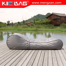 outdoor beach chaise long sofa reclining bean bag sofa