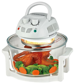 12l Multifunction Halogen Convection Oven Microwave