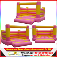 Inflatable bouncer/ inflatable trampoline for sale/inflatable moonwalk for kids play