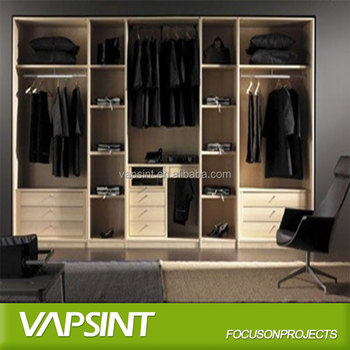 Best running design laminate bedroom closet wood wardrobe cabinets & Best Running Design Laminate Bedroom Closet Wood Wardrobe Cabinets ...