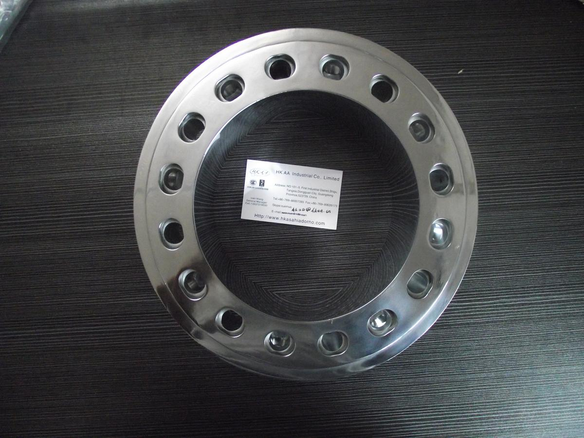 Customized CNC milling parts stainless steel Mechanical chassis, car chassis