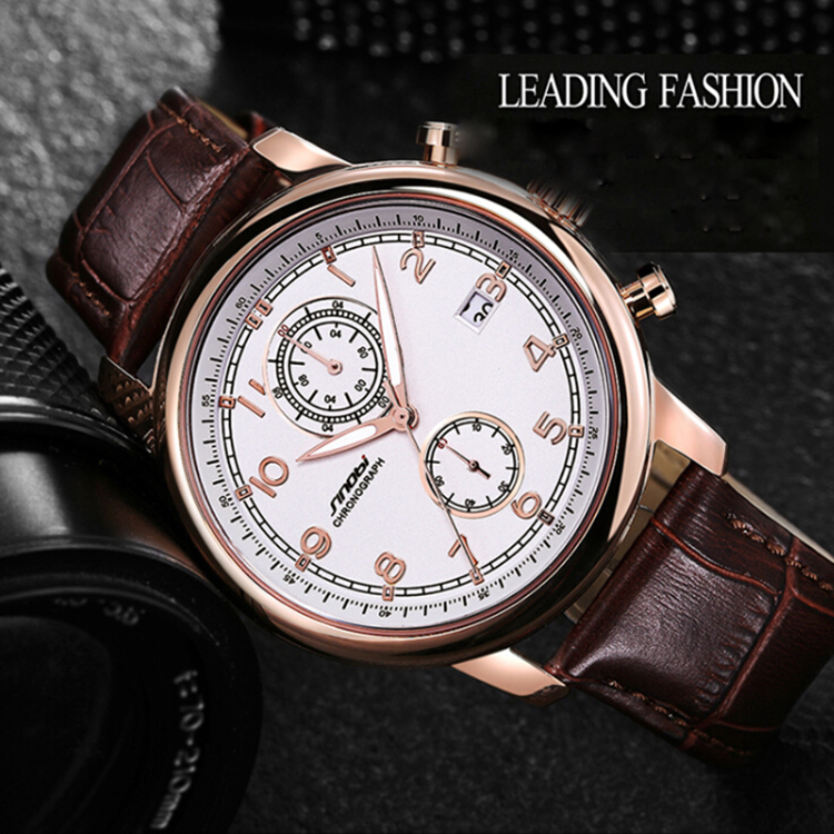 High quality luxury watch dropshipping men's chronograph watch