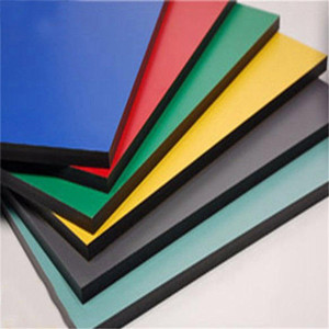 high quality 12mm hpl phenolic compact board