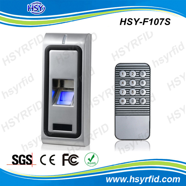 Biometric fingerprint reader with free Software and remote