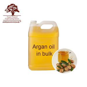 Arganmidas Top Brand Professional Wholesale 100% Pure Organic Cosmetic Morocco Essential Argan Oil Bulk For Hair And Skin