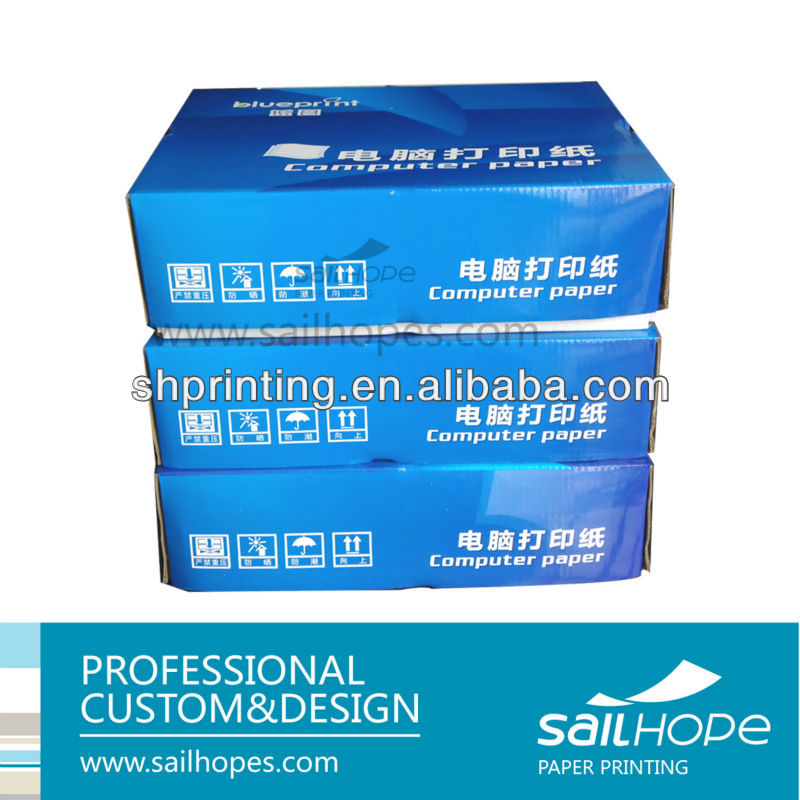 Wholesale a4 size carbonless ncr computer printing paper