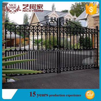 2016 New Modern Simple House Gate Grill Designshouse Gate