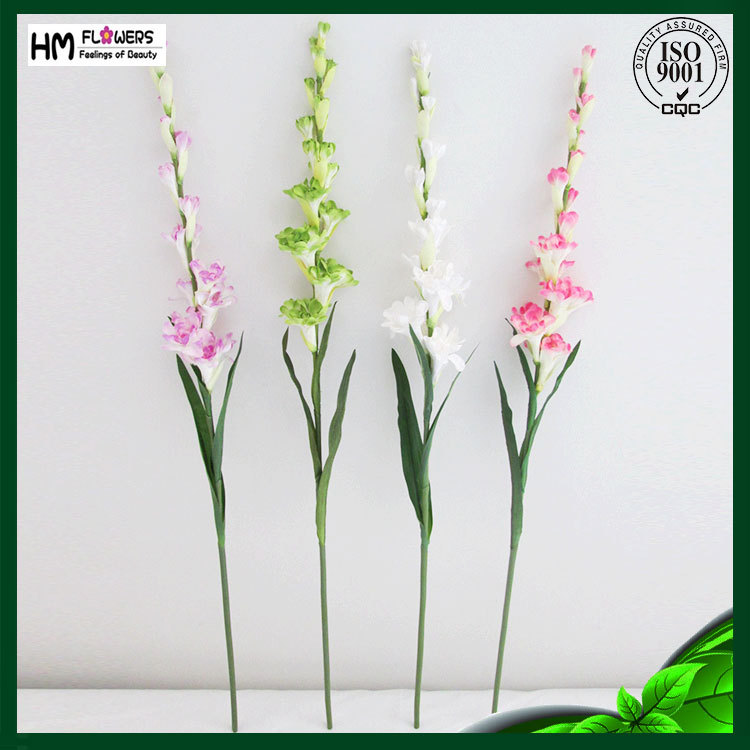 for decor flowers leaves pp grass decorative green home pcs decoration artificial plant