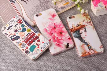 Tpu Beautiful Mobile Phone Back Cove Case For Iphone 7 Hisense ...