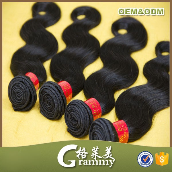 Online shopping wholesale high quality grade 7a body wave cheap human hair extensions buy one get one free.