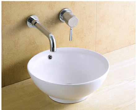 2014 modern faucet for washroom ceramic basin