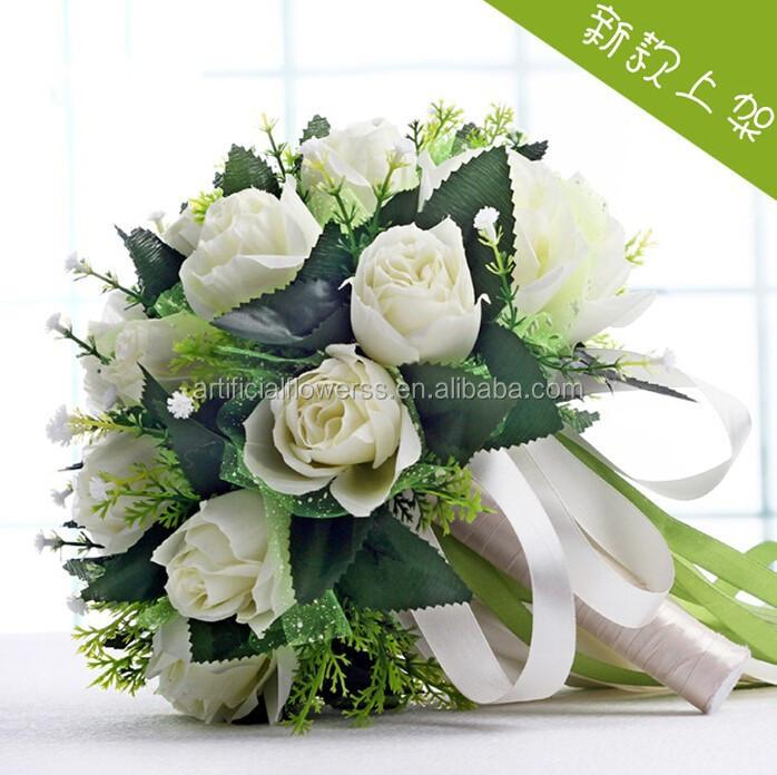 gro handel bouquet k nstliche blumen f r dekor hochzeit blumen girlanden produkt id. Black Bedroom Furniture Sets. Home Design Ideas