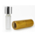 Custom luxury packaging10ml empty bamboo cover perfume bottle with glass inner