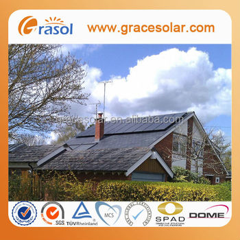 United Kingdom 5kw Pitched Roof Solar Energy System Buy
