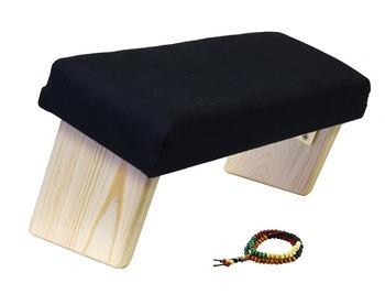 Legno portatile yoga seiza inginocchiarsi meditazione panca
