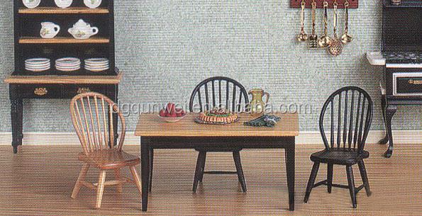 Miniatuur Design Meubels : Poppenhuis miniatuur meubels speelgoed woonkamer meubels houten