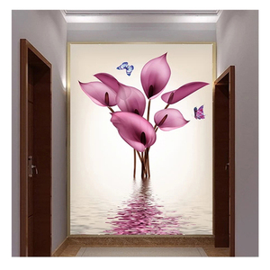 New Arrival Art Paintings Home Decoration Waterproof Classic Wallpaper For Walls Nature Wall Mural