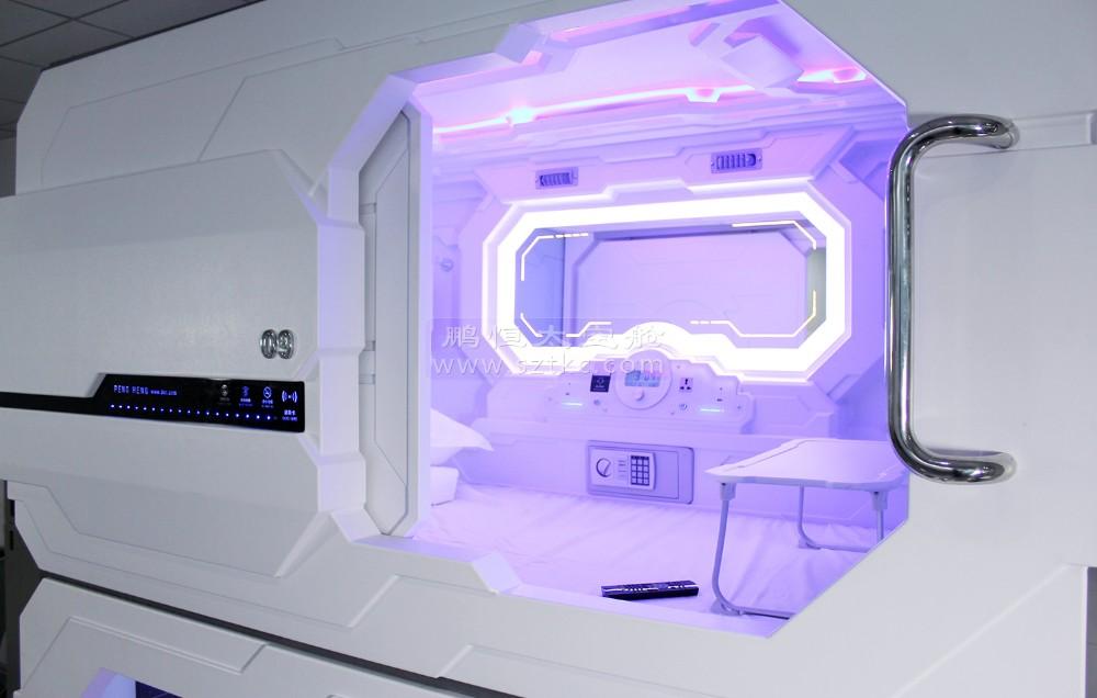 commercial furniture novel space capsule pod single size deck bed buy high end hotel furniture. Black Bedroom Furniture Sets. Home Design Ideas