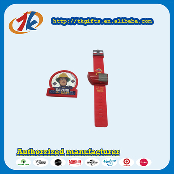 China Wholesale Toy Watch Toy With Badge For Kids