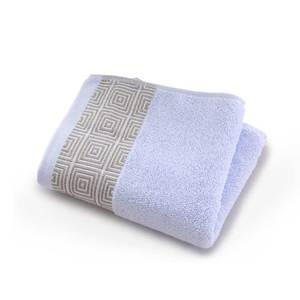 Tuqiang OEM ODM customized 100% cotton high-end gift hotel cleaning face towels