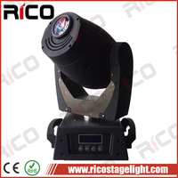 led stage light dmx professional rotating 3 prisms spot 150w led moving head