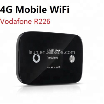 Huawei Vodafone R226 Lte Cat6 300mbps Mobile Wifi Hotspot Mobile Broadband  Pocket Wifi Wireless Router Brand New And Unlocked - Buy Huawei